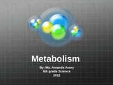Metabolism Power Point