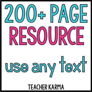 Metacognition ~ Comprehension ~ Mega Bundle ~ Improve Reading ~ 2 Products FREE