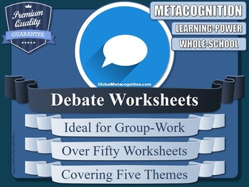 Metacognition Discussion Activities