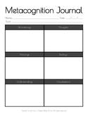Metacognition Journals