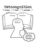 Metacognition Organizer