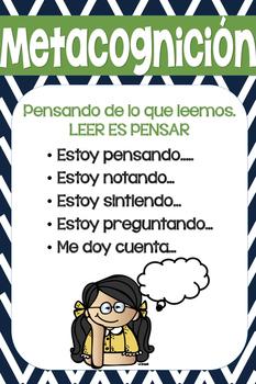 Bilingual Metacognition Posters/Metacognicion