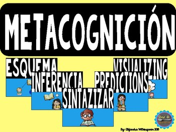 Bilingual Metacognition Posters