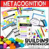 Metacognition Printables & Activities (Print & Digital)
