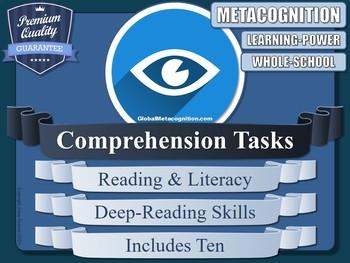Metacognition (Reading Comprehension Tasks) [x10]