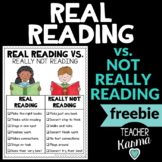 Metacognition Real Reading vs. Fake Reading Reading * Comprehension