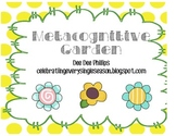 Metacognition Thinking Stem Garden