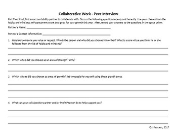 Metacognition Worksheet - Student Reflection and Goal-Setting