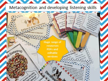 Listening skills and metacognition