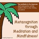 Metacognition: Introduction through Meditation