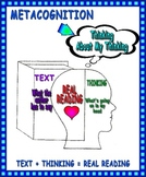 Metacognition:Thinking About My Thinking Anchor Chart