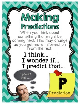 Metacognition Posters and Interactive Notebook Pages