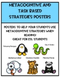 Metacognitive Strategies Posters