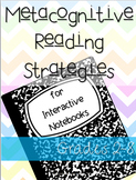 Metacognitive Reading Strategies for Interactive Notebooks