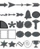 Metal Embellishments for Your Resources~Clip Art Graphics