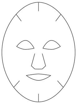 Metal Mask Template