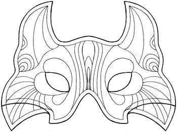 Metal Mask Template 3
