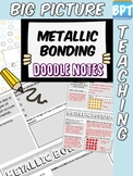 Metallic Bonding Activity Worksheet Doodle Notes