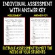 Metals, Nonmetals, and Metalloids - Science Assessment