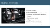 IGCSE Chemistry-Metals