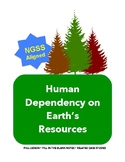 Human Dependency on Earth's Resources