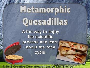 Metamorphic Quesadillas