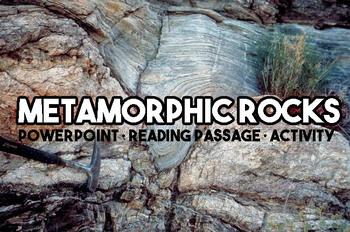 Metamorphic Rocks Package
