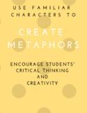 Metaphor Activity - Writing Metaphors