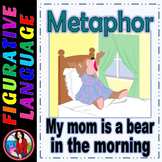 Metaphor Center Activity, Figurative Language