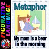 Metaphor Center Activity Figurative Language