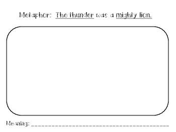 Metaphor Class Book