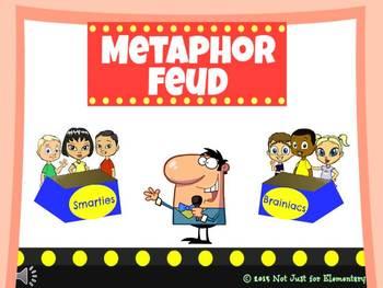 Metaphor Feud Powerpoint Game