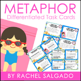 Figurative Language: Metaphor Task Cards
