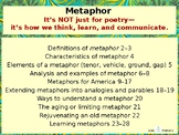 Metaphor: It's NOT just for poetry—it's how we think, lear