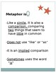 Metaphor Lesson Bundle