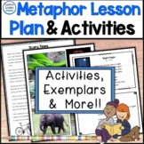 Metaphor Figurative Language Lesson
