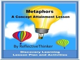 Metaphor Lesson Plans & Activities: Discovery Learning / Concept Attainment