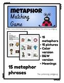 Metaphor Matching Game