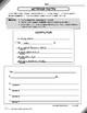 Metaphor Poetry Worksheet - No Prep, Common Core Aligned