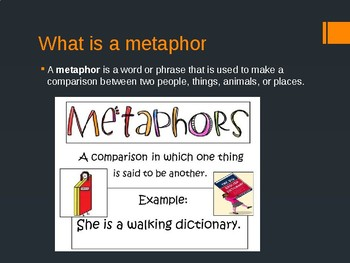 Metaphor Powerpoint