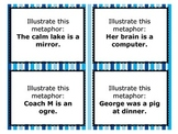 Metaphor Task Cards
