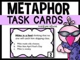 Metaphor Task Cards for Reading Comprehension