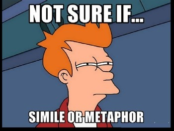 Metaphor and Simile Catchphrase