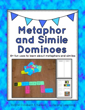 Metaphor and Simile Dominoes