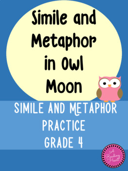 Simile and Metaphor Grade 4 and 5