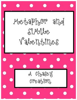 Metaphor and Simile Valentines