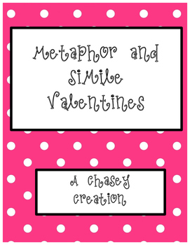 Metaphor and Simile Valentines