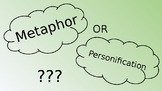 Metaphor or Personification Powerpoint