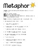 Metaphor worksheet