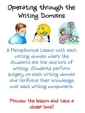 Metaphorical Writing Lesson: Operating through Writing